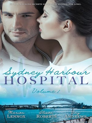 cover image of Sydney Harbour Hospital Volume 1--3 Book Box Set