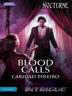 cover image of Blood Calls