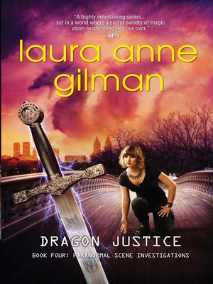 cover image of Dragon Justice