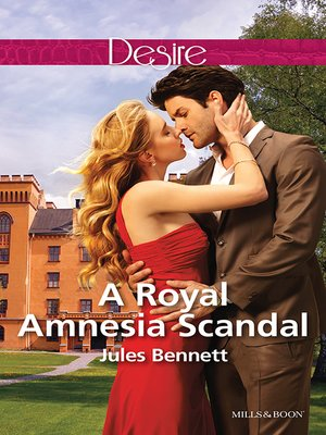 cover image of A Royal Amnesia Scandal