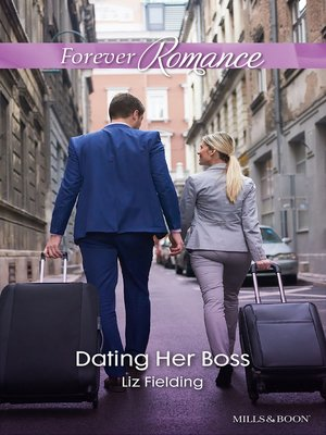 cover image of Dating Her Boss