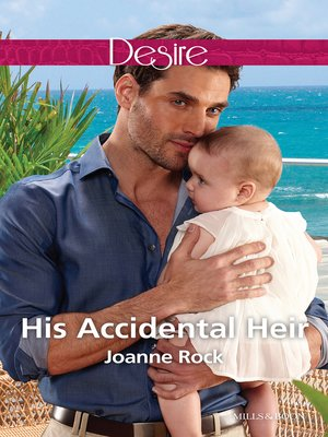 cover image of His Accidental Heir