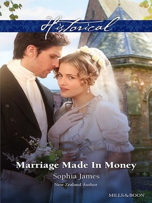 cover image of Marriage Made In Money