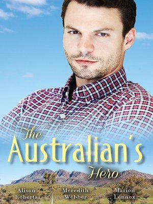 cover image of The Australian's Hero--3 Book Box Set