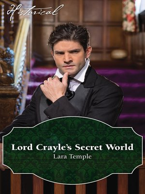 cover image of Lord Crayle's Secret World