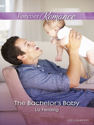 cover image of The Bachelor's Baby