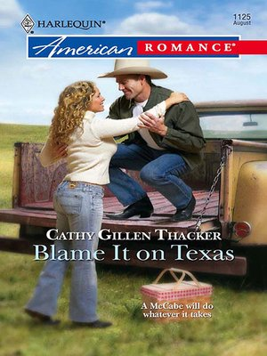 cover image of Blame It On Texas