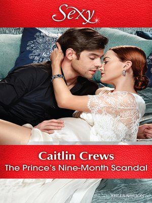 cover image of The Prince's Nine-Month Scandal