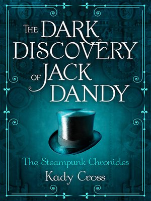 cover image of The Dark Discovery of Jack Dandy