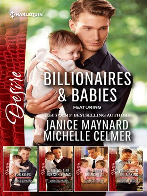 cover image of Billionaires & Babies Collection Volume 2--4 Book Box Set