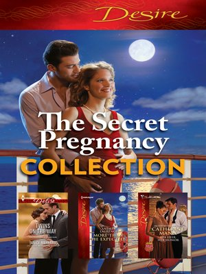 cover image of The Secret Pregnancy Collection--3 Book Box Set