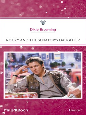 cover image of Rocky and the Senator's Daughter