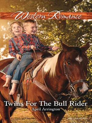 cover image of Twins For the Bull Rider