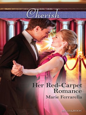 cover image of Her Red-Carpet Romance