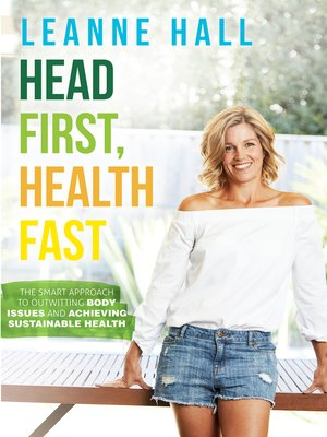 cover image of Head First, Health Fast