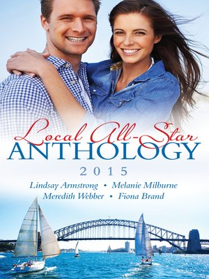 cover image of Local All-Star Anthology 2015--4 Book Box Set