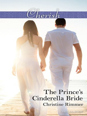 cover image of The Prince's Cinderella Bride