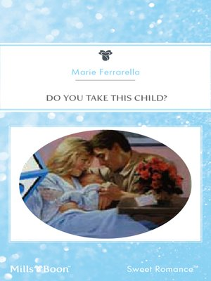 cover image of Do You Take This Child?
