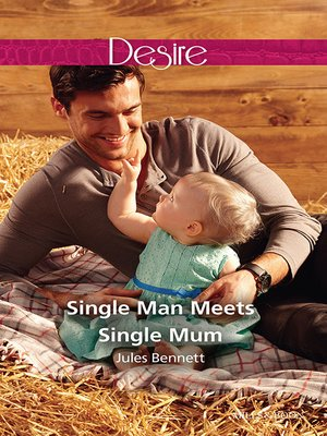 cover image of Single Man Meets Single Mum