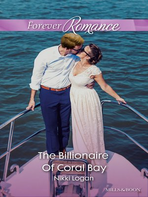 cover image of The Billionaire of Coral Bay