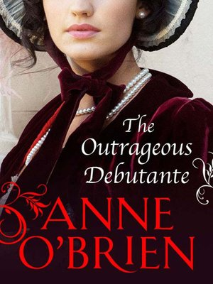 cover image of The Outrageous Debutante