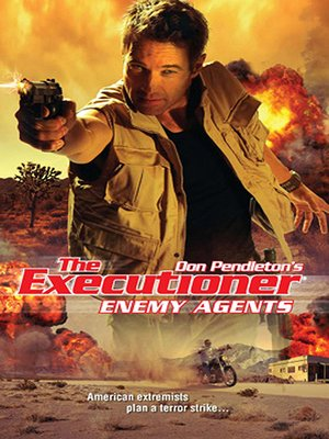 cover image of Enemy Agents