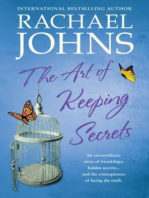 cover image of The Art of Keeping Secrets