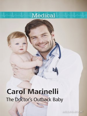 cover image of The Doctor's Outback Baby