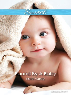 cover image of Bound by a Baby