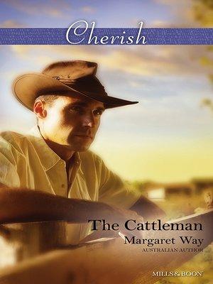 Men of the Outback Cherish mini series