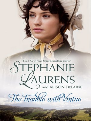 cover image of The Trouble With Virtue