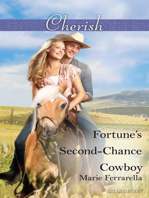 cover image of Fortune's Second-Chance Cowboy