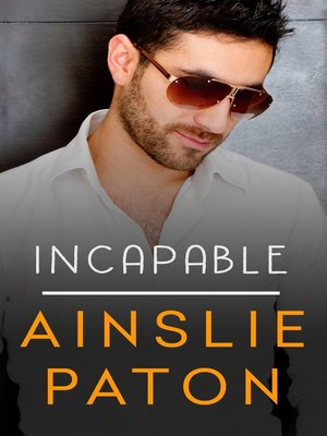 cover image of Incapable