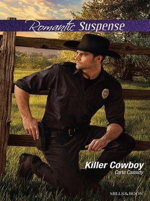 cover image of Killer Cowboy