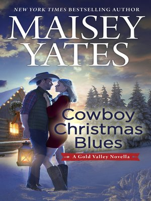cover image of Cowboy Christmas Blues