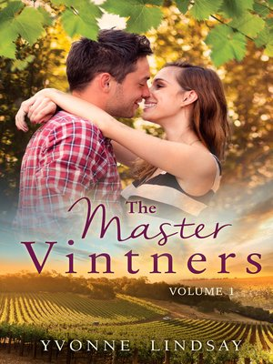 cover image of The Master Vintners Vol 1--3 Book Box Set