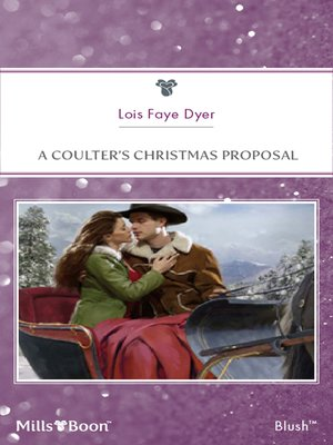 cover image of A Coulter's Christmas Proposal