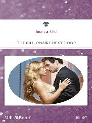 cover image of The Billionaire Next Door