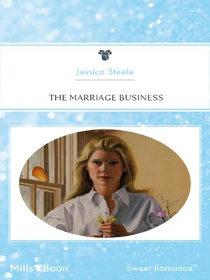 cover image of The Marriage Business