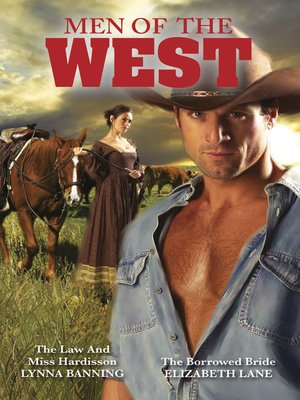 cover image of Men of the West--2 Book Box Set, Volume 1