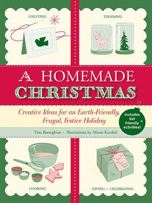 cover image of A Homemade Christmas