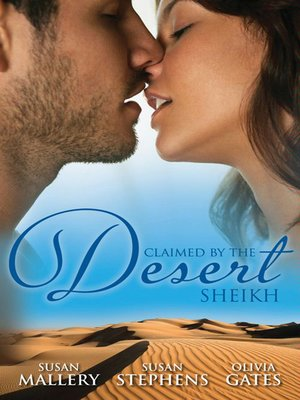 cover image of Claimed by the Desert Sheikh--3 Book Box Set