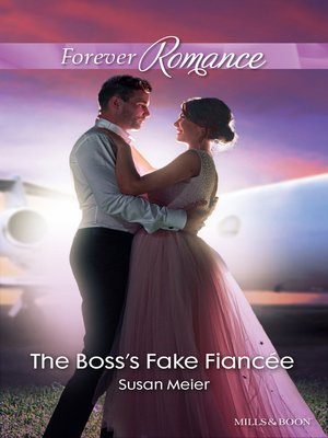 cover image of The Boss's Fake Fiancée