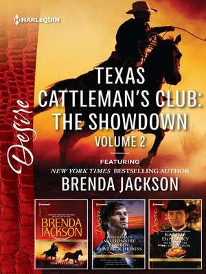 cover image of Texas Cattleman's Club