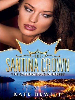 cover image of The Scandalous Princess