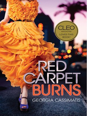 cover image of Red Carpet Burns