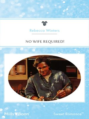 cover image of No Wife Required!