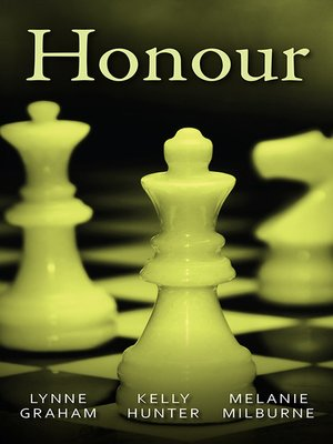 cover image of Honour--3 Book Box Set