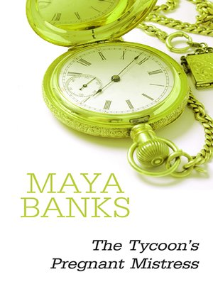 cover image of The Tycoon's Pregnant Mistress