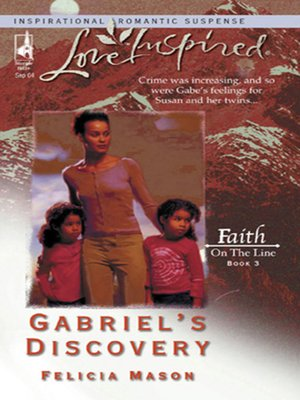 cover image of Gabriel's Discovery